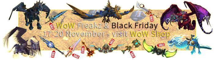 WoW Freakz - The Evolution of World of Warcraft