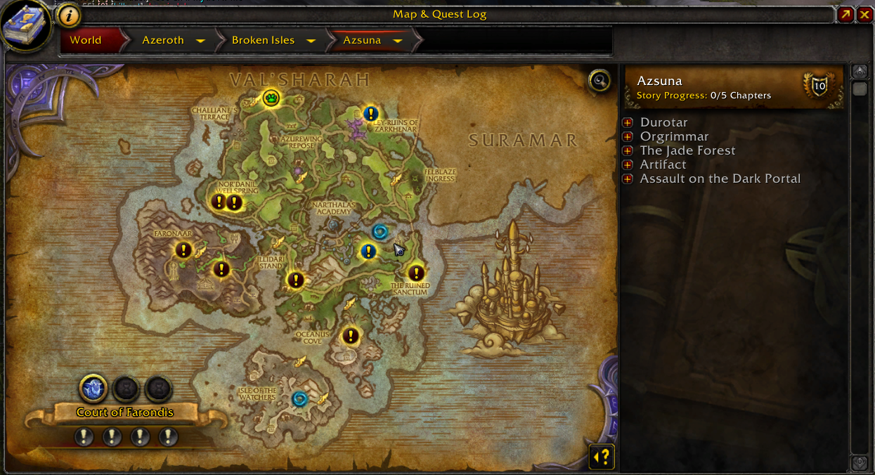 Wow freakz legion i90 mop mythic class campaignworld q world emissary quests system implemented sciox Images